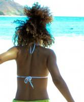Rihanna Bikini picture 7