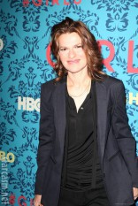 Sandra Bernhard at the HBO Girls Premiere in New York City on April 4 2012