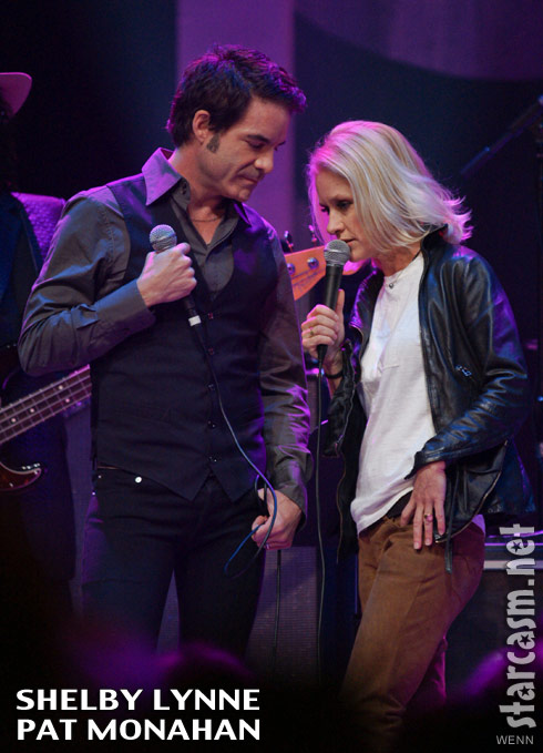 Pat Monahan and Shelby Lynne We Walk the Line Johnny Cash tribute concert