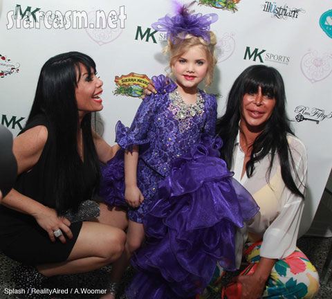 Big Ang and Eden Wood Mob Wives Renee Graziano