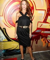 Challen Cates at the Wines By Wives launch event May 8 2012