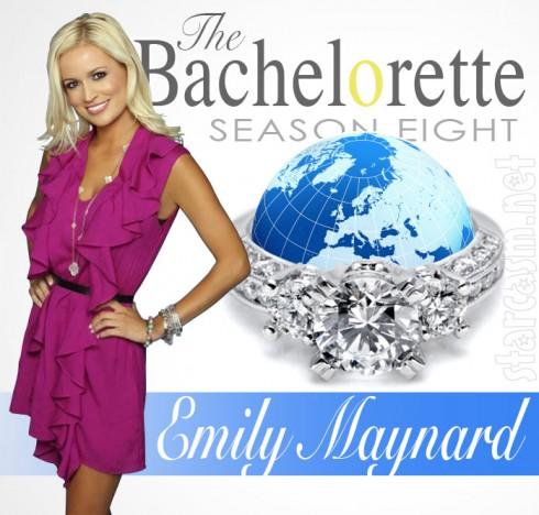 Emily Maynard The Bachelorette 2012