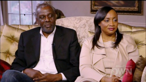 Gary Houston and Pat Houston interview with Oprah Winfrey