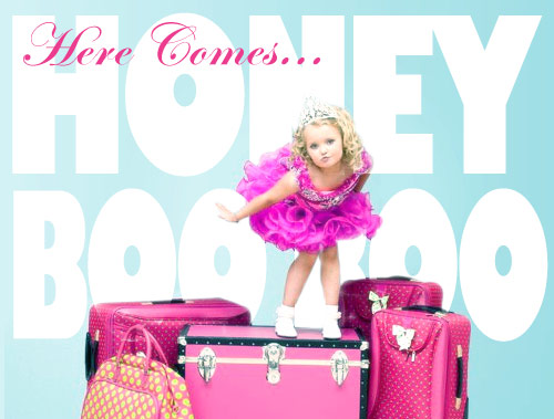 Alana Thompson in Here Comes Honey Boo Boo