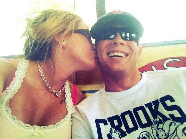 Jenelle Evans and boyfriend Gary Head