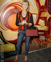Lisa Gastineau at the Wines By Wives launch event May 8 2012