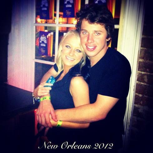 Maci Bookout Kyle Regal New Orleans 2012