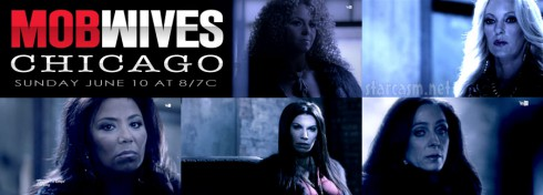 Mob Wives Chicago cast photos and logo