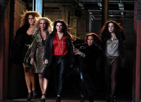 The cast of Mob Wives Chicago photo