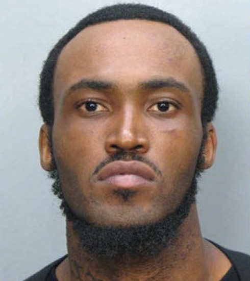Rudy Eugene shot while attempting to eat a man's face
