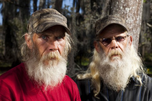Mitchell Guist and Glenn Guist from Swamp People