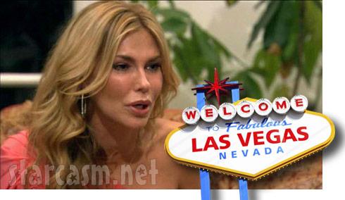 RHOBH Las Vegas trip Brandi Glanville