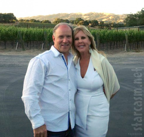 Are Vicki Gunvalson and Brooks Ayers still together?
