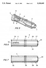 Duck Dynasty duck call patent page three with illustrations