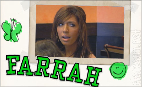 Farrah Abraham Teen Mom Season 4 Episode 3 scrapbook photo