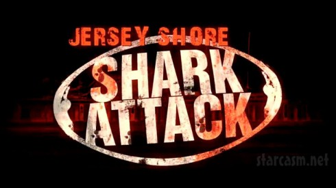 Jersey Shore Shark Attack logo