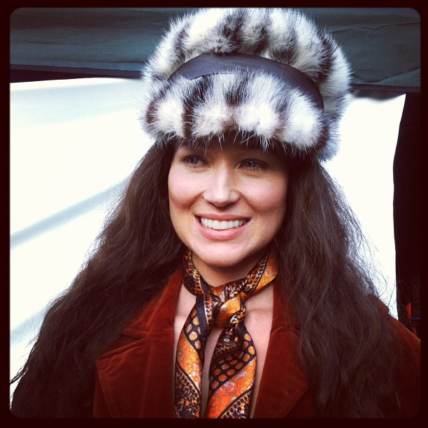 Jewel as June Carter Cash in the Liftime movie Ring of Fire due out in 2012