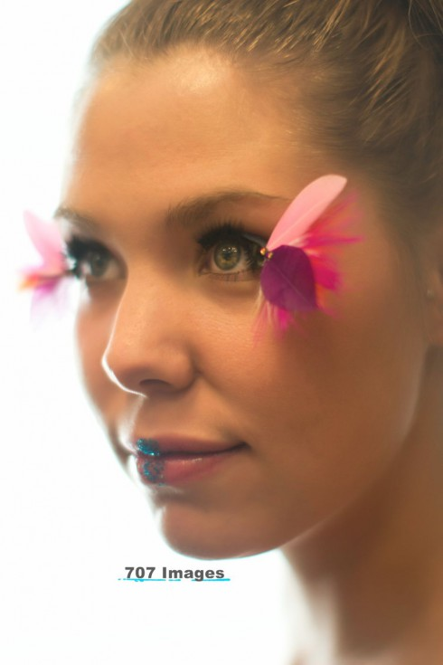 KAilyn Lowry modeling photo