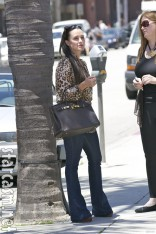 Kyle Richards in Beverly Hills June 2012