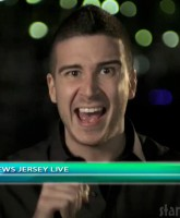 Vinny Guadagnino as himself in the SYFY film Jersey Shore Shark Attack
