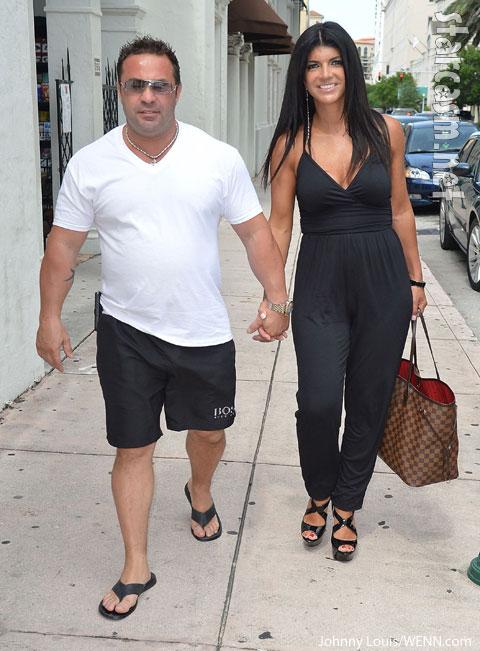Joe Giudice facing jail, with Teresa