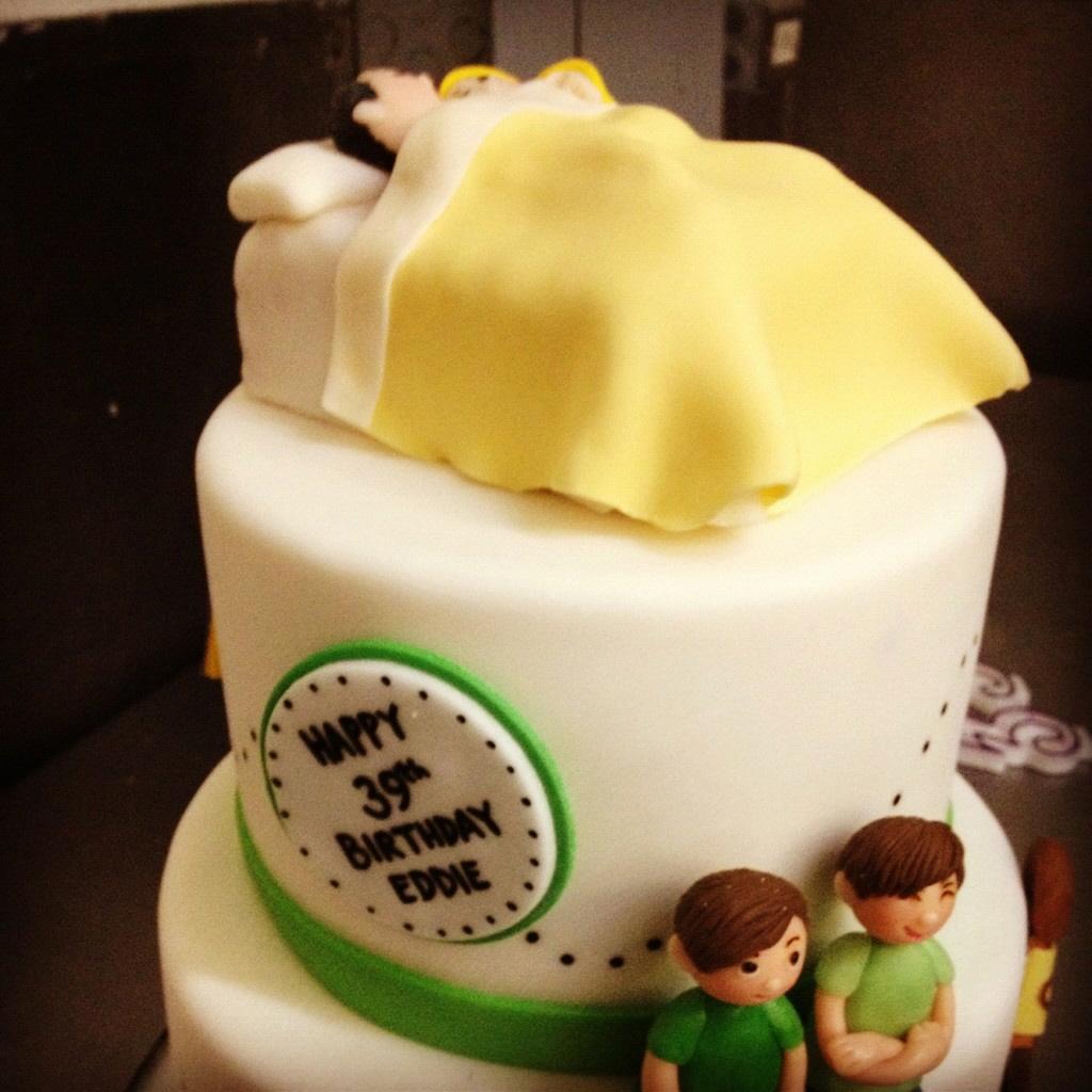 Is Leann Rimes Birthday Cake For Eddie Cibrian Inappropriate