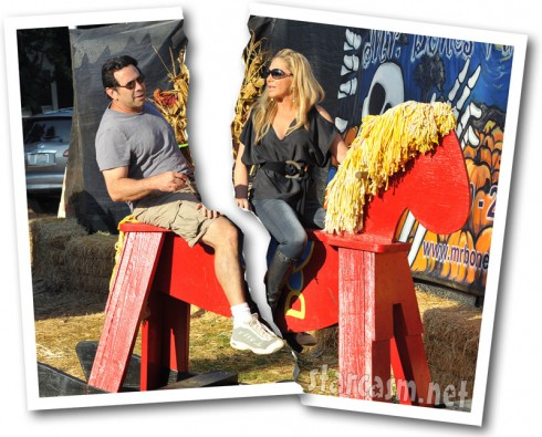 Adrienne Maloof and Dr Paul Nassif split