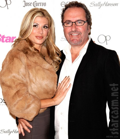 Alexis Bellino and husband Jim Bellino