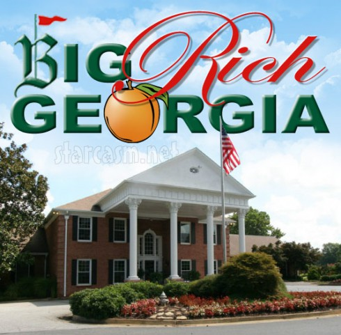 Big Rich Atlanta on Style Network to be filmed at Brookfield Country Club not in Buckhead