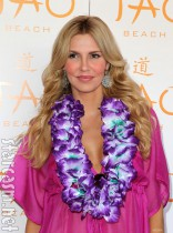 Real Housewives of Beverly Hills Brandi Glanville hosts the 3rd Annual Tao Beach Luau