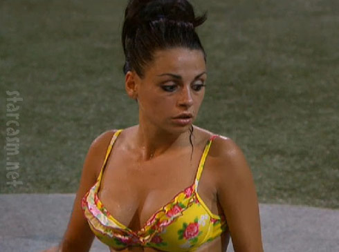 JoJo Spatafora looks bikini hot in the Big Brother house