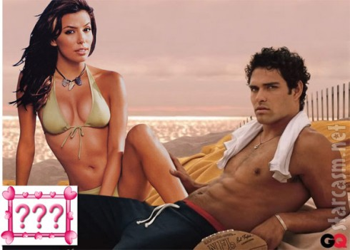 Eva Longoria and Mark Sanchez reportedly dating