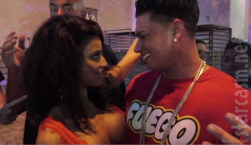 Does Pauly D have a new girlfriend in Colombian actress Lina Martini?