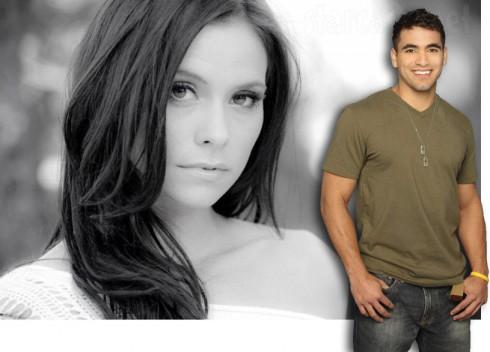 Roberto Martinez and girlfriend Kara Ramos