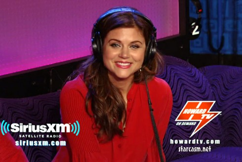 Tiffani Thiessen reveals on The Howard Stern Show she lost her virginity at 14 to her 19-year-old boyfriend