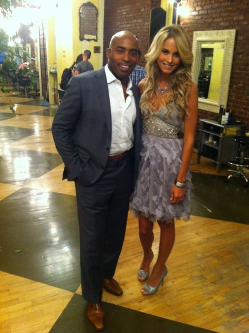Tiki Barber and mistress Traci Lynn Johnson are married now