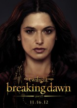 Twilight Saga Breaking Dawn Andrea Gabriel Kebi character poster Egypt coven