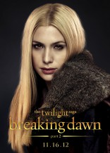 Twilight Saga Breaking Dawn Casey Labow Kate character poster