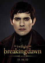 Twilight Saga Breaking Dawn Part 2 Christian Camargo Eleazar character poster