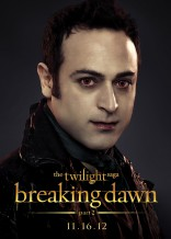 Twilight Saga Breaking Dawn Part 2 Guri Weinberg Stefan character poster