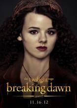 Twilight Saga Breaking Dawn Marlane Barnes Maggie character poster