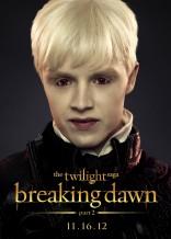 Twilight Saga Breaking Dawn Part 2 Noel Fisher Vladimir character poster