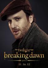 Twilight Saga Breaking Dawn Part 2 Patrick Brennan Liam character poster