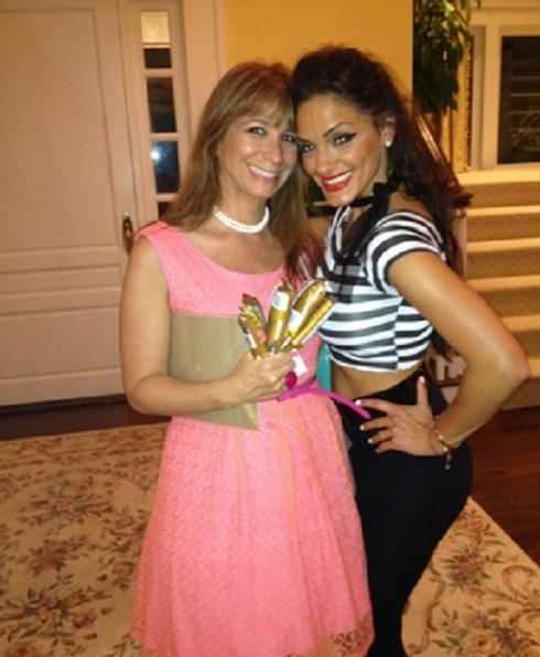 Jill Zarin and Priscilla DiStasio