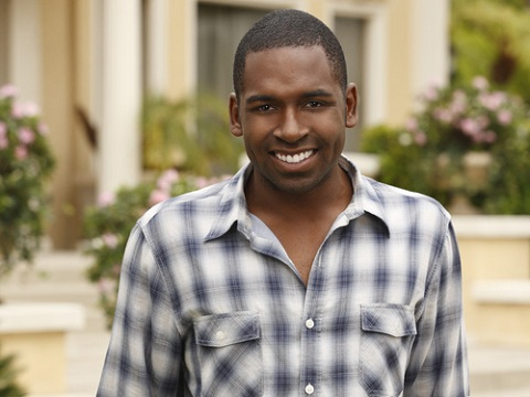 Justin Allen Sylvester of ABC Family's Beverly Hills Nanies