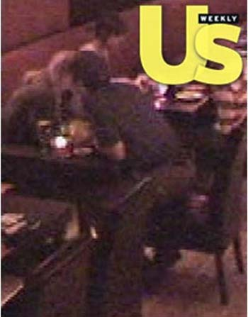 LeAnn Rimes and Eddie Cibrian caught on camera and busted by Us Weekly in 2009