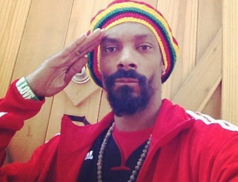 Snoop Dogg is now snoop Lion