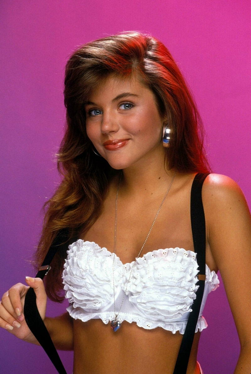 VIDEO Tiffani Thiessen reveals she lost her virginity at