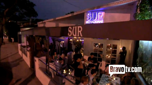 SUR Lounge in West Hollywood