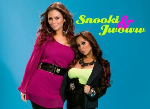 Snooki & JWoww cast photo